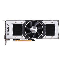 Видеокарта GIGABYTE GeForce GTX TITAN Z [GV-NTITANZD5-12GD-B]