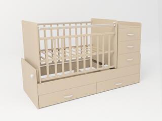 Кроватка-трансформер СКВ-5 544039