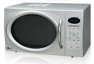 Микроволновая печь LG MS-2348FS ( 23л, микроволны 800Вт, соло, электронное управление, дисплей)