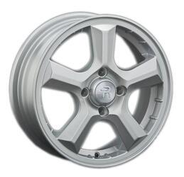 Автомобильный диск Литой Replay KI120 5x14 4/100 ET 49 DIA 54,1 Sil