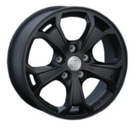 Автомобильный диск литой Replay KI53 6x15 5/114,3 ET 46 DIA 67,1 BKF