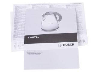 Электрочайник Bosch TWK 7701 белый