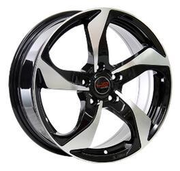 Автомобильный диск Литой LegeArtis Concept-VW508 6,5x16 5/112 ET 33 DIA 57,1 BKF