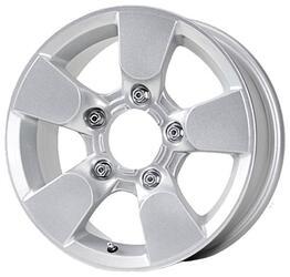 Автомобильный диск Литой Скад Эвридика-2 6,5x15 5/139,7 ET 40 DIA 98,5 Платина