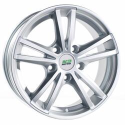 Автомобильный диск Литой Nitro Y236 5,5x13 4/98 ET 35 DIA 58,6 Sil