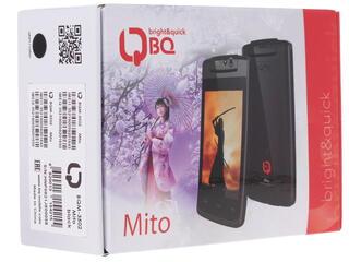 Сотовый телефон BQ BQM-3502 MITO черный