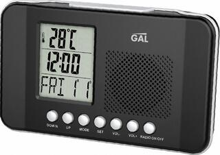 Часы радиобудильник GAL CR-1551B