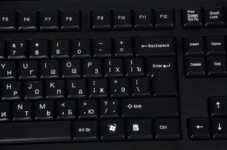 Клавиатура+мышь A4Tech 9100F