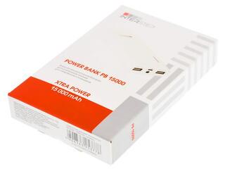 Портативный аккумулятор InterStep PB15000 черный