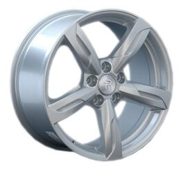 Автомобильный диск литой Replay A38 8x17 5/112 ET 47 DIA 66,6 Sil