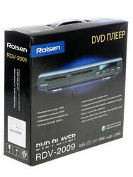 Видеоплеер DVD Rolsen RDV-2009