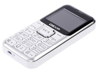 Сотовый телефон DEXP Larus S3 серебристый