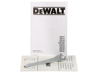 Углошлифовальная машина DeWalt D 28141