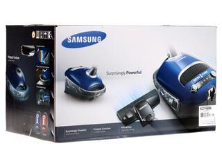 Пылесос Samsung SC21F60WA красный