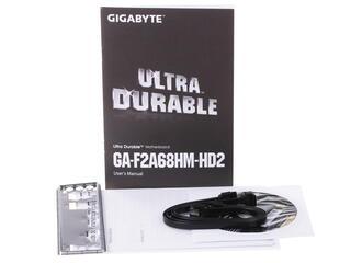 Материнская плата GIGABYTE GA-F2A68HM-HD2