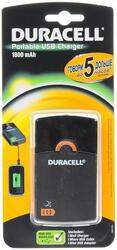 Портативный аккумулятор Duracell PPSOGC черный