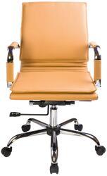Кресло офисное Бюрократ CH-993-Low коричневый