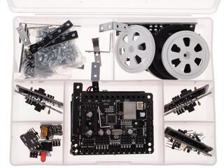Электронный конструктор Roborobo Robokit1