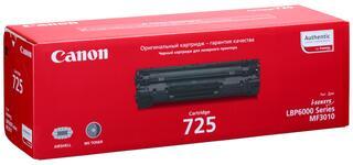 Картридж лазерный Canon 725