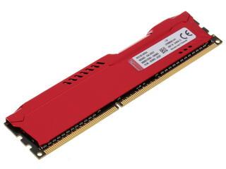 Оперативная память Kingston HyperX FURY Red Series [HX318C10FR/4] 4 ГБ