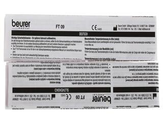 Медицинский термометр Beurer FT 09