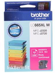 Картридж струйный Brother LC-665XLM
