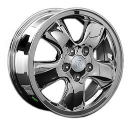 Автомобильный диск Литой Replay HND25 6,5x16 5/114,3 ET 46 DIA 67,1 CH