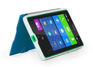 Чехол-книжка  для смартфона Nokia XL