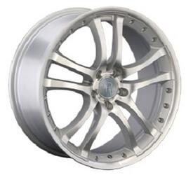 Автомобильный диск литой Replay MR42 7x15 5/112 ET 37 DIA 66,6 Sil