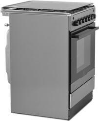 Газовая плита Electrolux EKG961102X серебристый