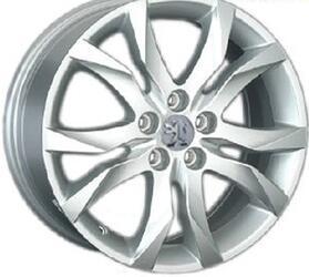 Автомобильный диск Литой LegeArtis PG52 7x17 5/108 ET 46 DIA 65,1 Sil