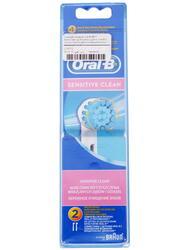 Сменная насадка Braun Oral-B Sensitive Clean EB17