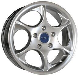 Автомобильный диск Литой K&K Дракон 6x14 4/98 ET 35 DIA 58,6 Сильвер