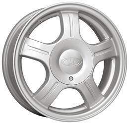 Автомобильный диск Литой K&K Статус М 5,5x14 4/98 ET 35 DIA 58,6 Блэк платинум