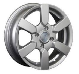 Автомобильный диск литой Replay NS30 6x15 4/114,3 ET 45 DIA 66,1 Sil