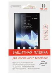 """4""""  Пленка защитная для смартфона Nokia Lumia 530"""