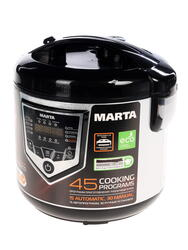 Мультиварка Marta MT-4308 серебристый