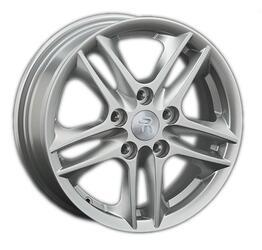 Автомобильный диск Литой Replay TY143 5,5x15 5/114,3 ET 39 DIA 60,1 Sil