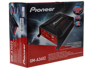 Усилитель Pioneer GM-A3602