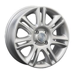 Автомобильный диск литой Replay HND84 6x15 4/100 ET 48 DIA 54,1 Sil