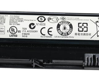 """15.6"""" Ноутбук Lenovo G5080 черный"""
