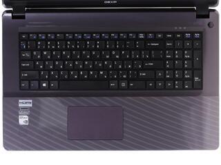 """17.3"""" Ноутбук DEXP Achilles G113 черный"""