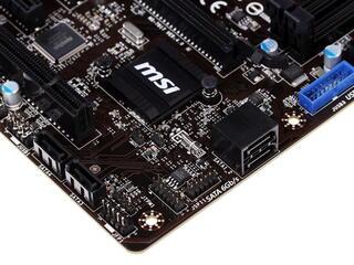 Материнская плата MSI H81M-E35 V2