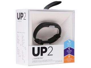 Фитнес-браслет Jawbone UP2 new черный