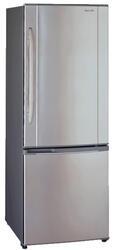 Холодильник с морозильником Panasonic NR-B591BR-N4 серый