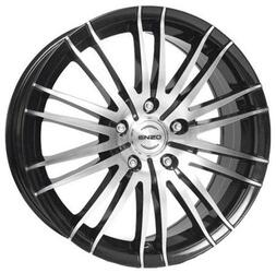 Автомобильный диск Литой Enzo 106 7x17 5/112 ET 40 DIA 71,6 Dark