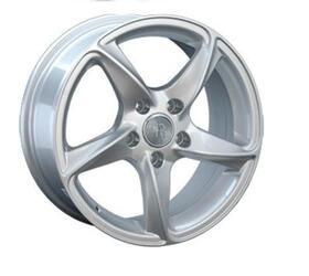 Автомобильный диск Литой Replay A32 7,5x17 5/112 ET 45 DIA 66,6 Sil