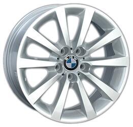 Автомобильный диск литой Replay B133 8x18 5/120 ET 30 DIA 72,6 Sil