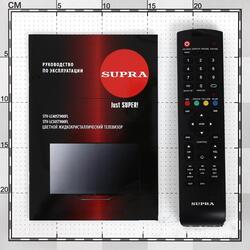 "50"" (127 см)  LED-телевизор Supra STV-LC50ST900FL черный"