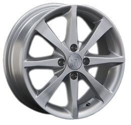 Автомобильный диск литой Replay NS131 6x15 4/100 ET 45 DIA 60,1 Sil